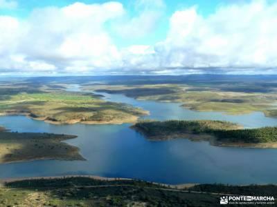 Comarca La Siberia; rutas hoces del rio duraton sierra cebollera estar en babia sierra de san vicent